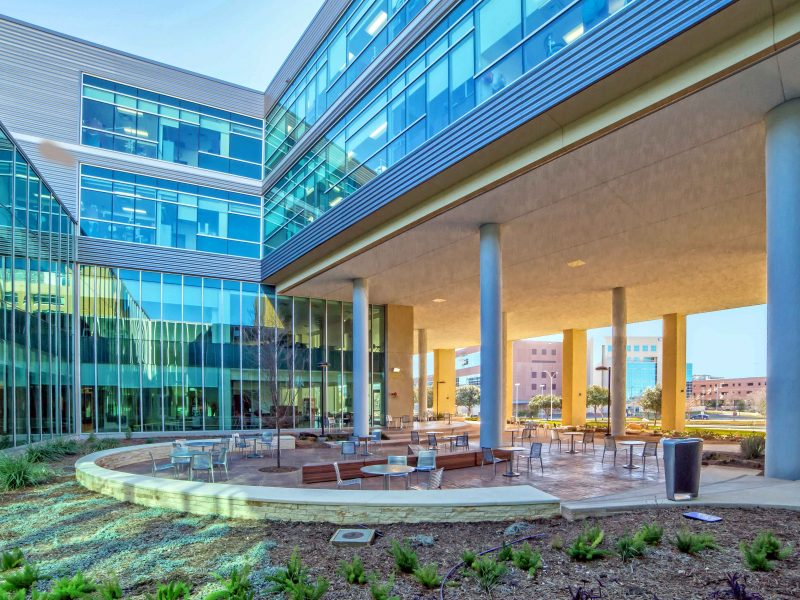 The University of Texas Health Science Center, Center for Oral Health Care & Research