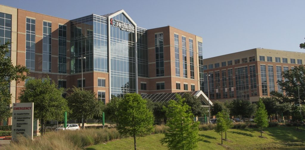 Methodist Hospital System_Exterior