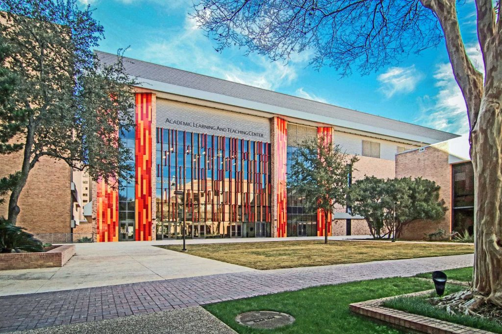 The University of Texas Health Science Center Academic Learning & Teaching Center