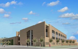 The University of Texas-Rio Grande Valley Medical Academic Building