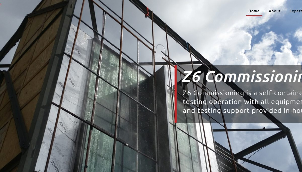 Z6 Commissioning, LLC Unveils Newly Designed Website