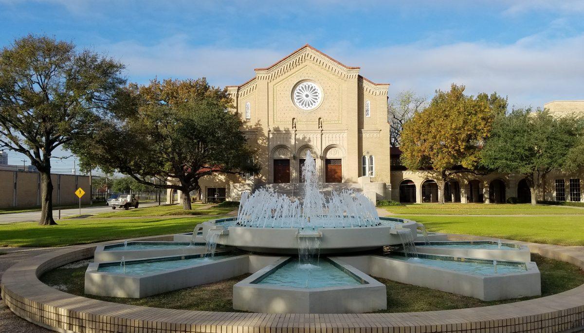South Main Baptist Church Front