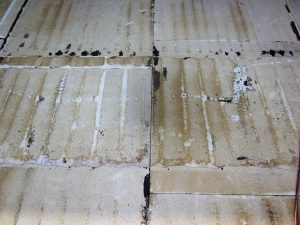 """Lessons learned in the field: """"the washboard effect"""" of torched applied roofing membranes 3"""
