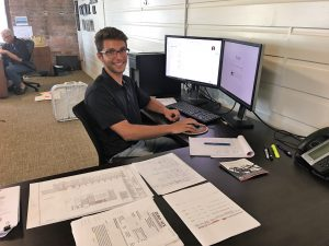 Meet Our Interns: Kyle Colombo 1