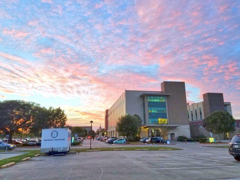 bapist hospital