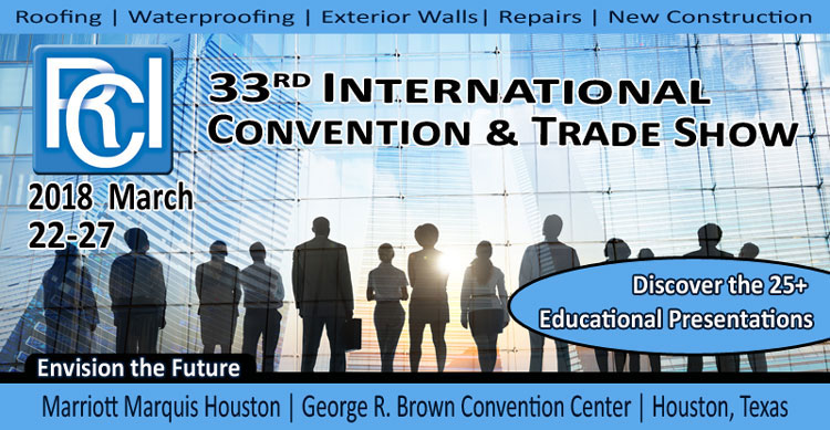 RCI 33rd International Convention & Trade Show 2