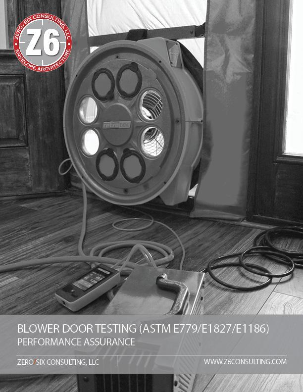 Blower Door Brochure 2