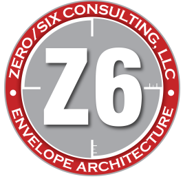 Zero Six Consulting LLC logo - Envelope Consulting & Commissioning