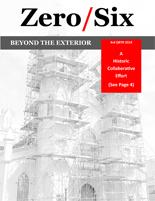 Beyond the Exterior. A Zero/Six Publication. Read it Today. 1