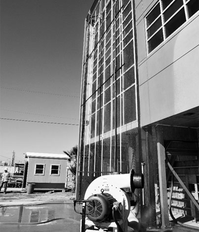 building envelope testing services in texas
